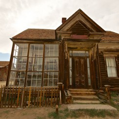 Road trip, partie 2, Ghost Town of Bodie